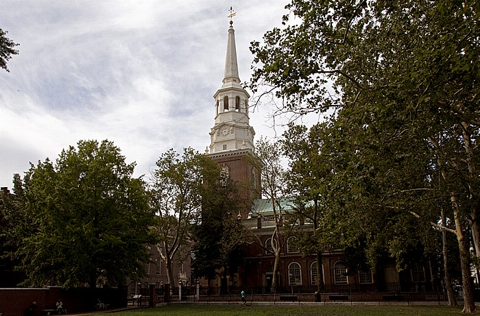 Philadelphia Old City: Christ Church