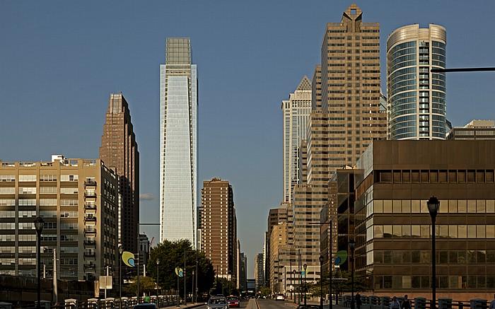 Philadelphia Center City: John F. Kennedy Boulevard BNY Mellon Center Comcast Center Penn Center