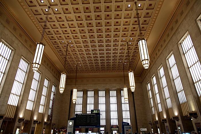 Philadelphia 30th Street Station: Haupthalle