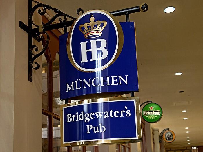 Philadelphia 30th Street Station: Bridgewater's Pub