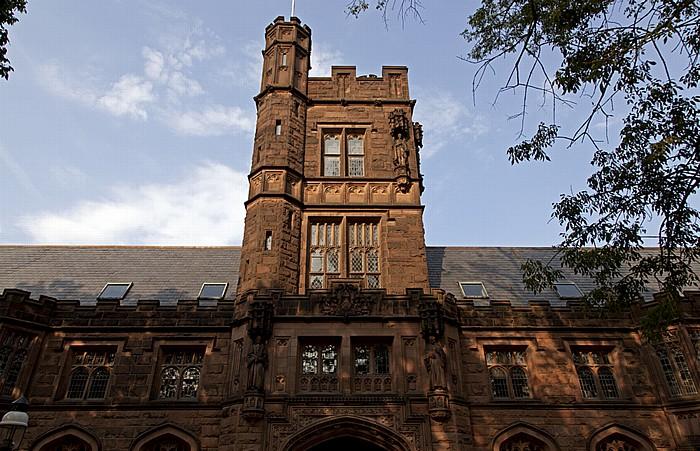 Princeton University: East Pyne