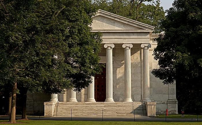 Princeton University: Whig Hall