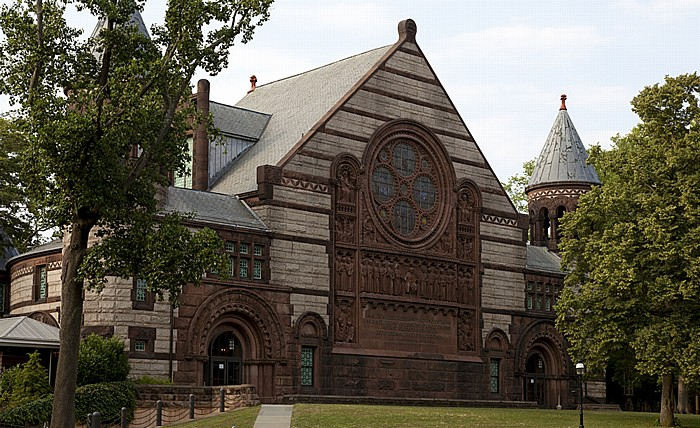 Princeton University: Alexander Hall