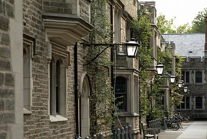 Princeton University: Blair Hall Princeton