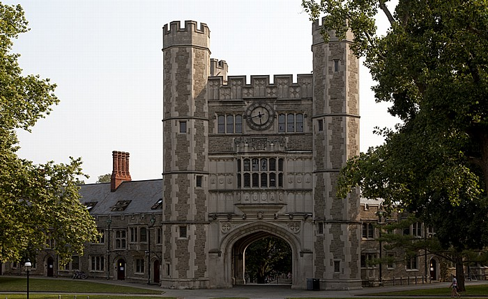 Princeton University: Blair Hall