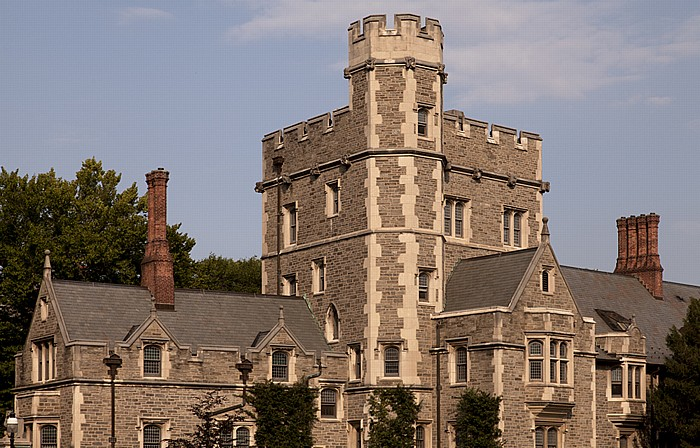Princeton University: Little Hall