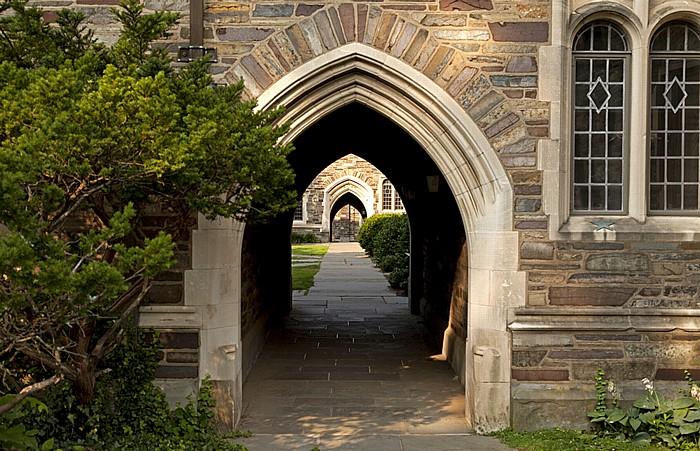 Princeton University: Pyne Hall