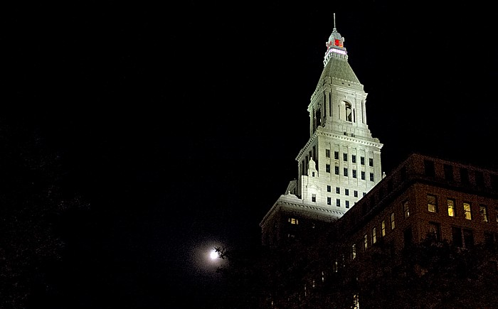 Hartford Downtown: Travelers Tower