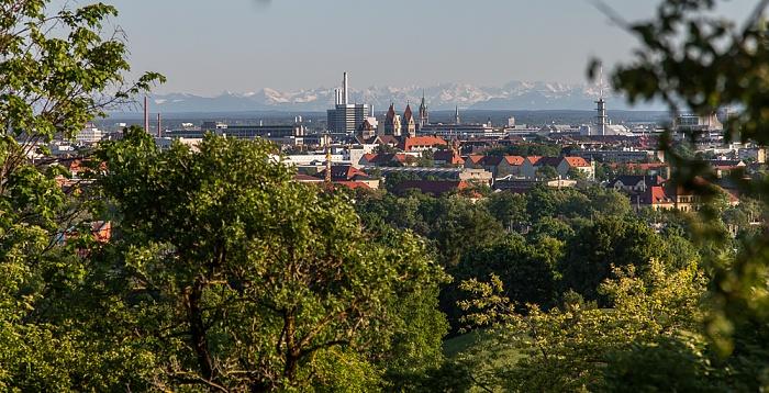 Olympiapark München 2012
