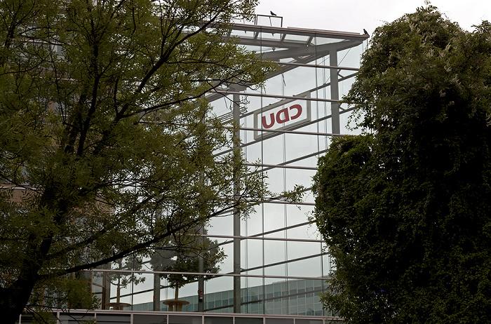 Tiergarten: Konrad-Adenauer-Haus (Bundesgeschäftsstelle der CDU) Berlin