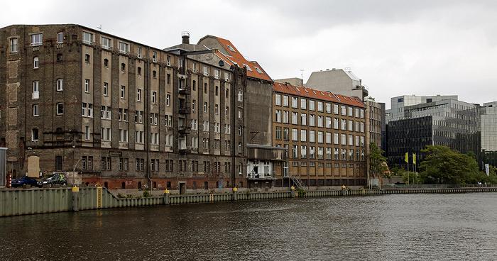 Berlin Moabit: Spree