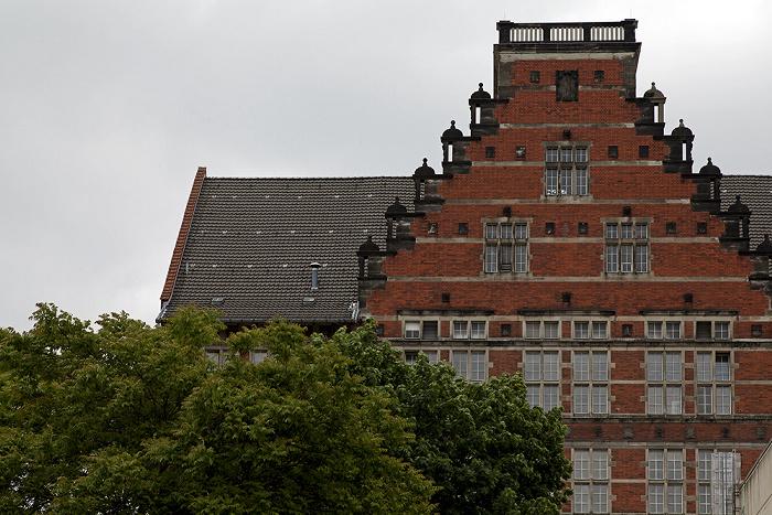Berlin Hansaviertel: Menzel-Oberschule