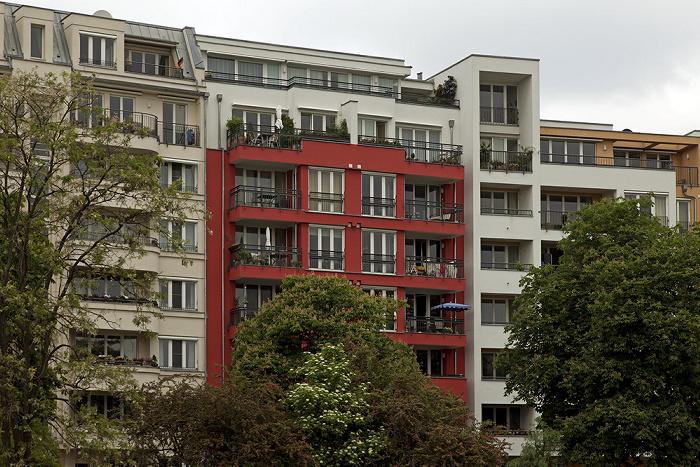 Berlin Moabit: Bundesratufer