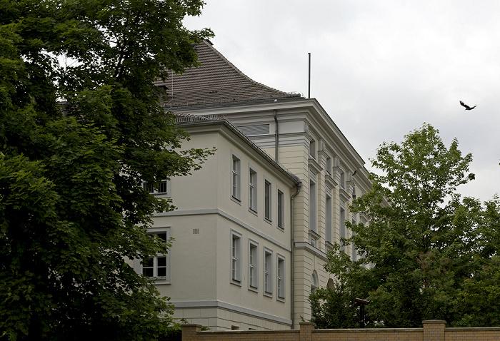Tiergarten: Schloss Bellevue Berlin 2012