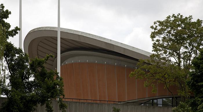 Tiergarten: Kongresshalle (Haus der Kulturen der Welt) Berlin 2012