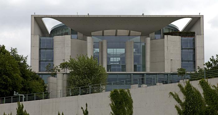 Tiergarten (Regierungsviertel): Bundeskanzleramt Berlin