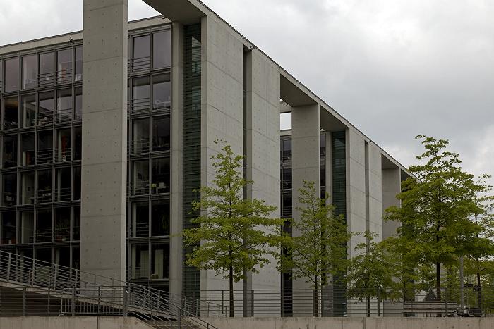 Berlin Tiergarten (Regierungsviertel): Paul-Löbe-Haus