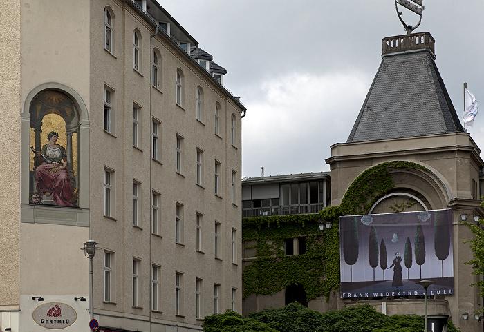 Mitte (Friedrich-Wilhelm-Stadt): Theater am Schiffbauerdamm (Berliner Ensemble)