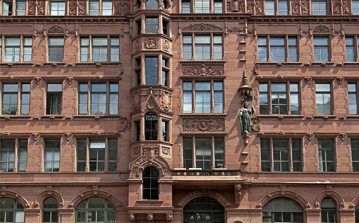 Berlin Mitte: Nikolaiviertel - Kurfürstenhaus