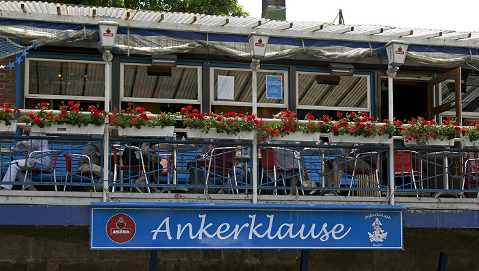 Berlin Neukölln: Gaststätte Ankerklause Gaststätte Ankerklause