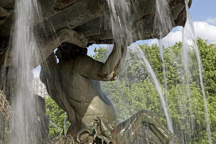 Berlin Mitte: Neptunbrunnen