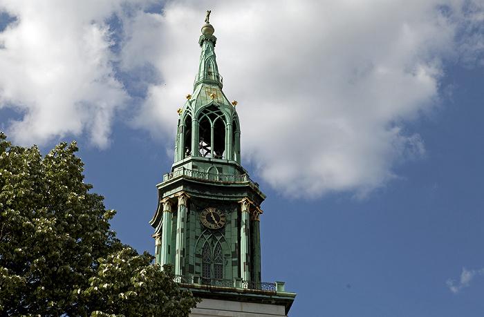 Berlin Mitte: Marienkirche