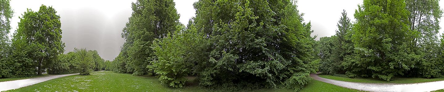 München Berg am Laim: Park an der Waldstraße