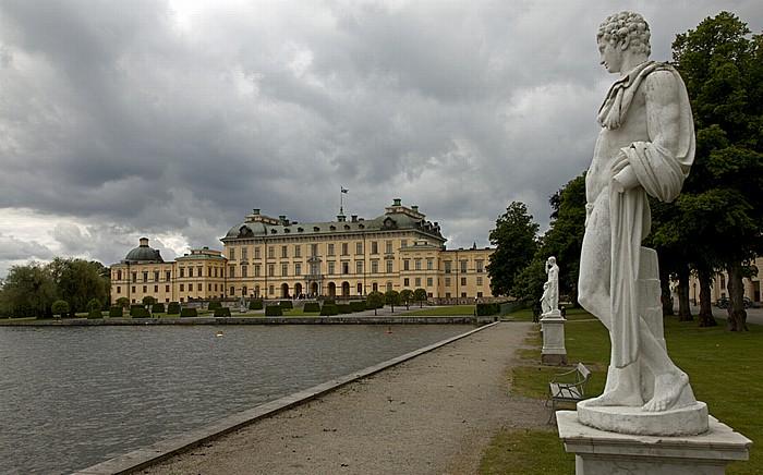 Stockholm Schloss Drottningholm (Drottningholms slott)