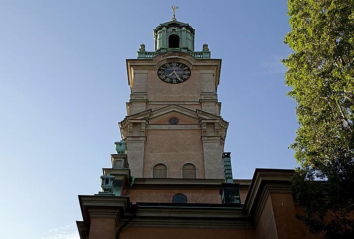 Altstadt Gamla stan: Sankt Nikolai kyrka (Storkyrkan) Stockholm 2012