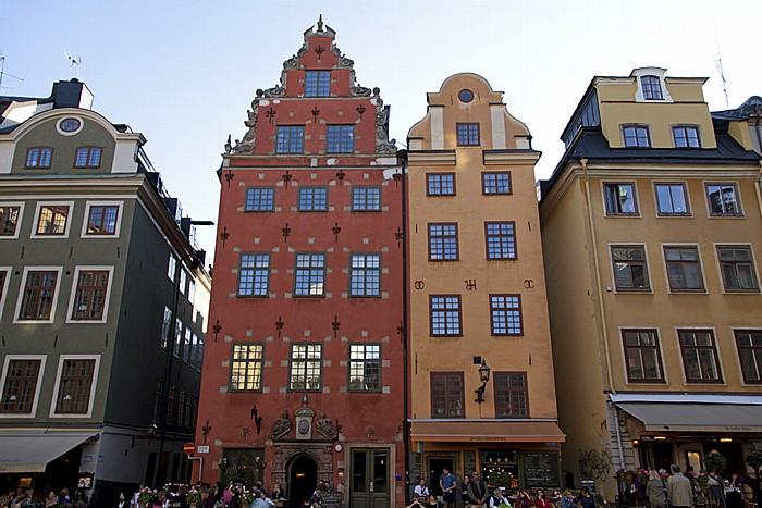 Stockholm Altstadt Gamla stan: Stortorget