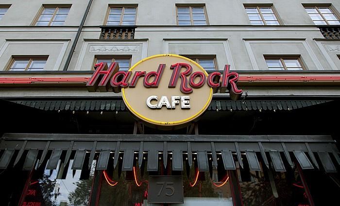 Norrmalm: Hard Rock Cafe Stockholm 2012
