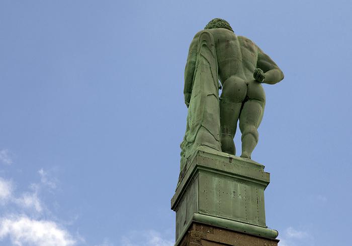 Kassel Bergpark Wilhelmshöhe: Herkules