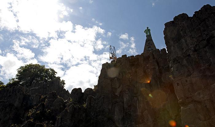 Kassel Bergpark Wilhelmshöhe: Herkules, Oberes und Unteres Wassertheater