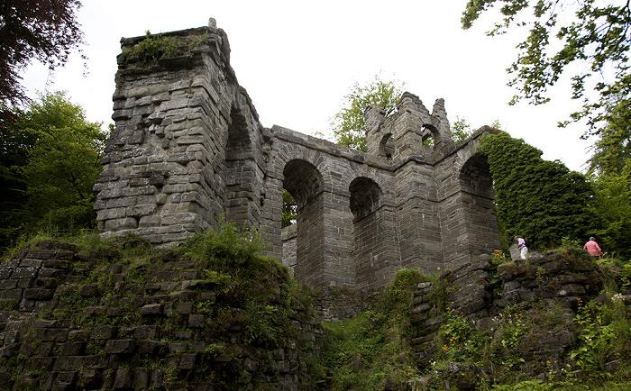 Kassel Bergpark Wilhelmshöhe: Aquädukt