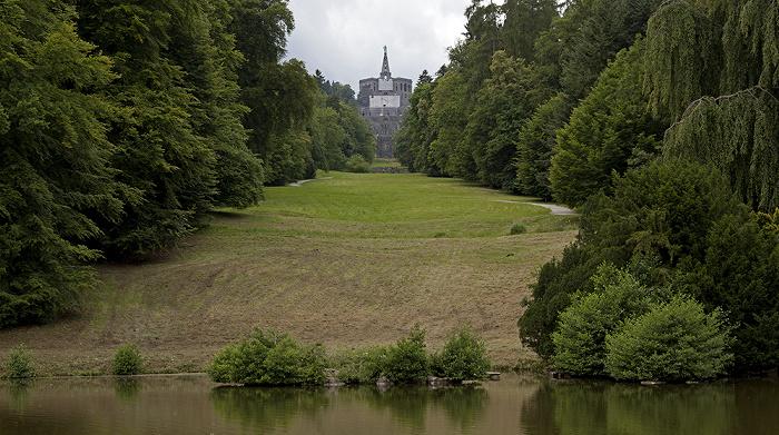 Kassel Bergpark Wilhelmshöhe Herkules