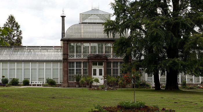Deutschland Hessen Kassel 2 Bergpark Wilhelmshohe Bild
