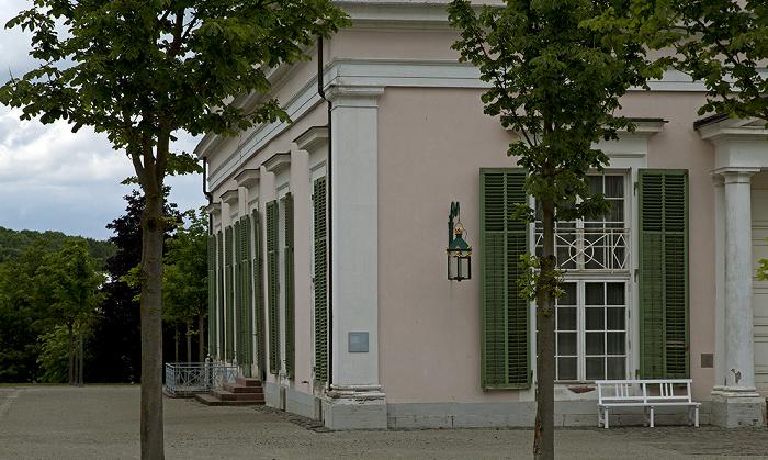 Kassel Bergpark Wilhelmshöhe: Ballhaus