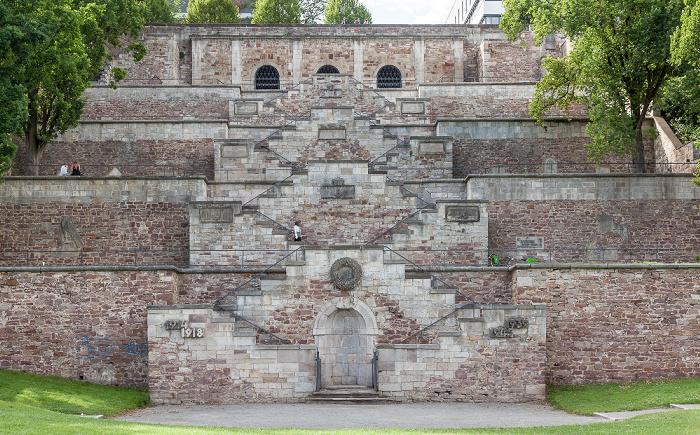 Kassel Karlsaue: Ehrenmal