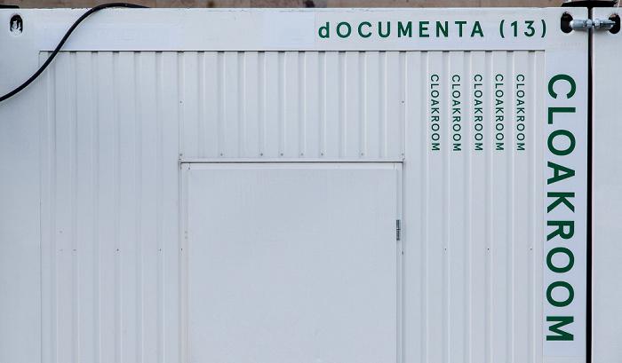 Kassel Friedrichsplatz: Container der dOCUMENTA (13)
