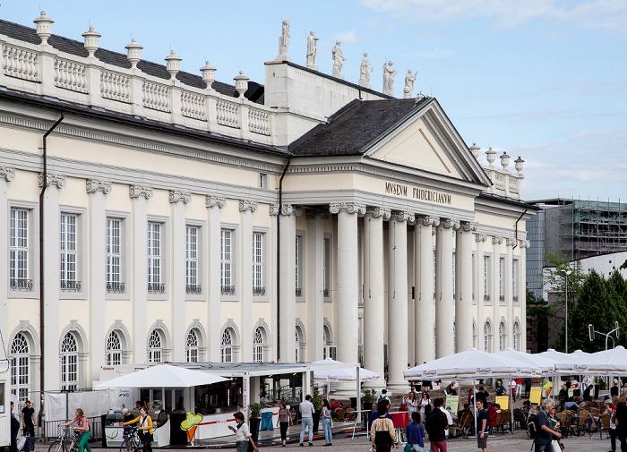 Kassel Friedrichsplatz: Fridericianum