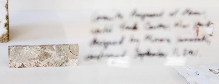 Kassel Fridericianum: What Dust Will Rise? (von Michael Rakowitz) - dOCUMENTA (13)