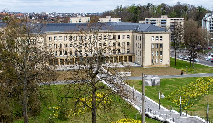 Kassel Blick aus dem InterCityHotel: Bundessozialgericht