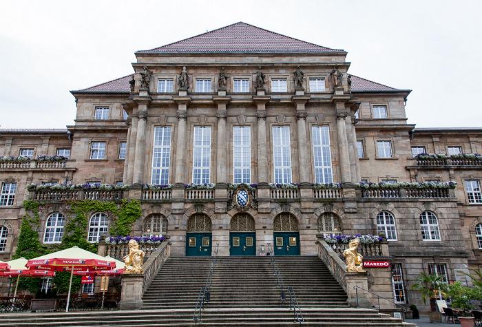 Kassel Obere Königsstraße: Rathaus