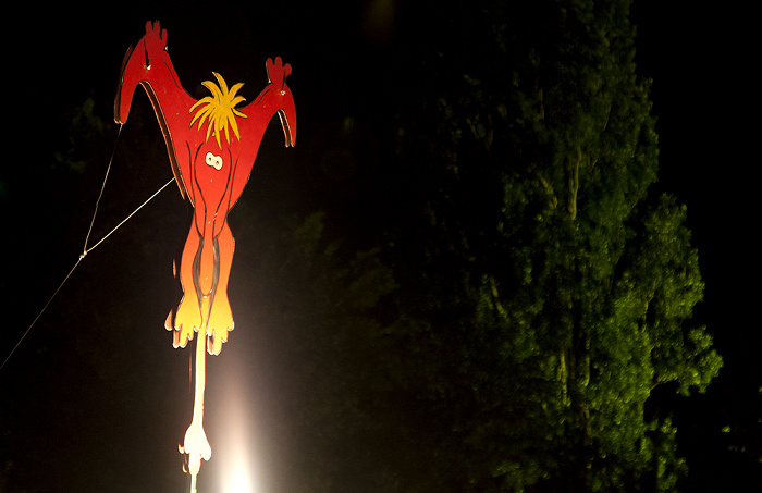 Olympiapark: Sommer-Tollwood München