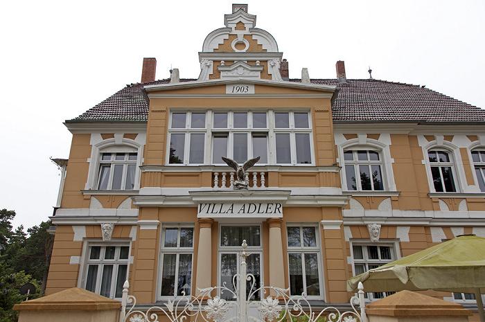 Ahlbeck Dünenstraße: Villa Adler