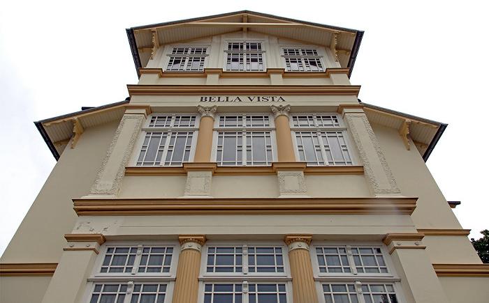 Ahlbeck Ritterstraße: Bella Vista