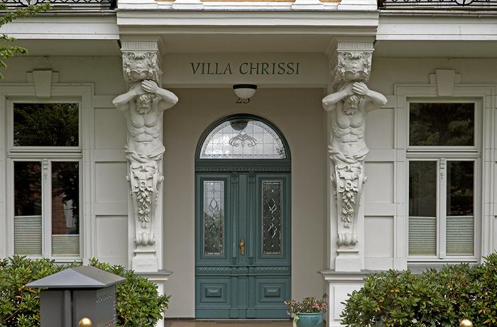 Ahlbeck Kaiserstraße: Villa Chrissi