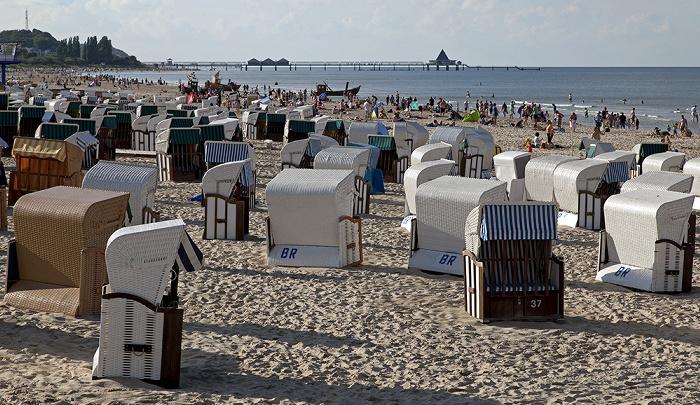 Ahlbeck Strand, Ostsee