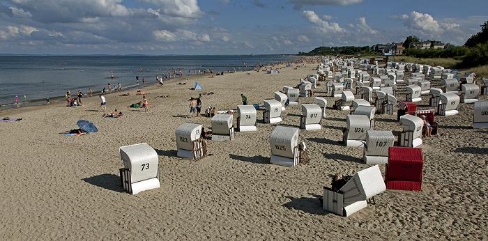 Bansin Strand, Ostsee
