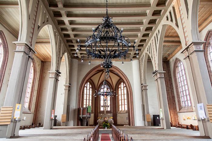 Usedom (Stadt) St.-Marien-Kirche